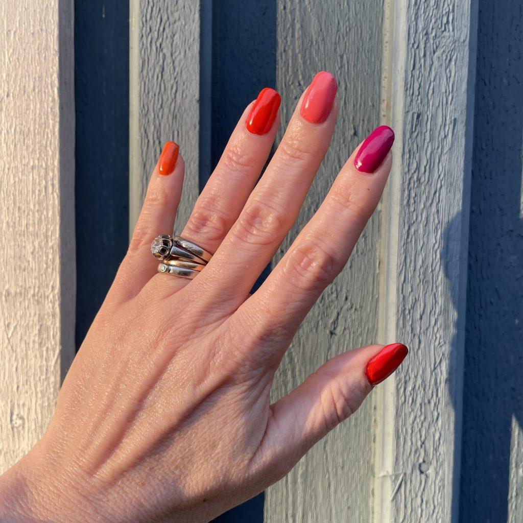 sommarens finaste nagellack